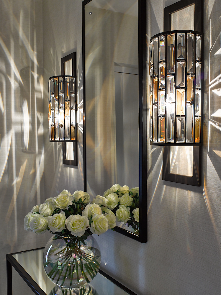 Stretton, Hallway, Elstead Lighting, Interior Design , Cheshire