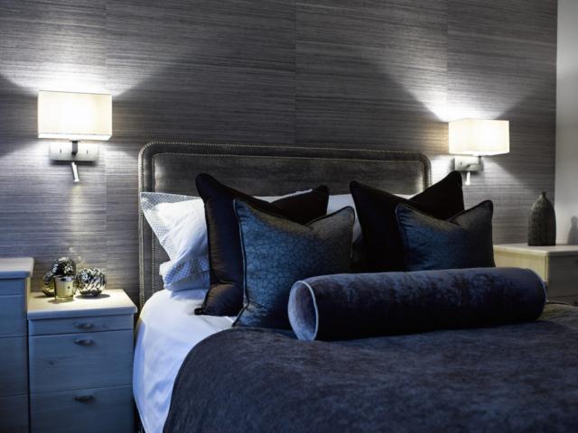 Appleton, Bedroom Scheme, Arte, GP&J Baker, Zoffany, Chase Erwin, Interior Design, Cheshire.